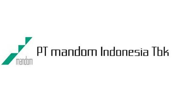 Lowongan Kerja Pegawai PT Mandom Indonesia Tbk Tingkat SMA SMK S1