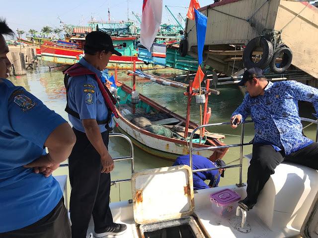 Kegiatan Pemantauan Usaha Penangkapan Ikan Periode 17 Juni 2019