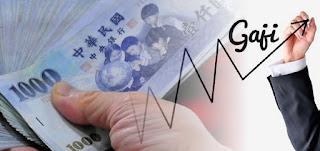 Kenaikan Gaji PMI Taiwan - Info Lowongan Kerja ke Luar Negeri Hub Ali Syarief 081320432002