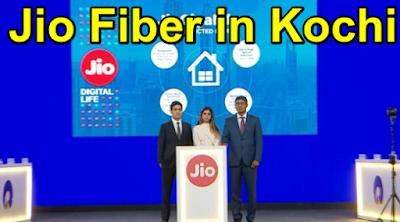 Jio Fiber in Kochi