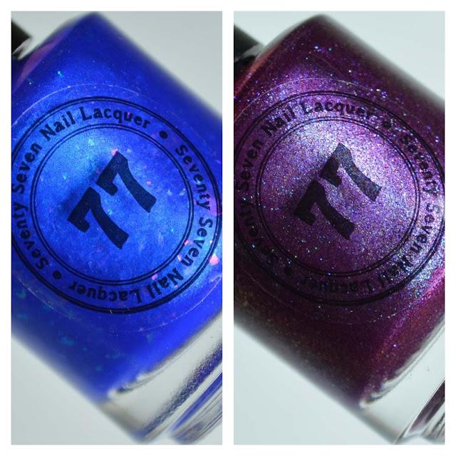 nail polish duo