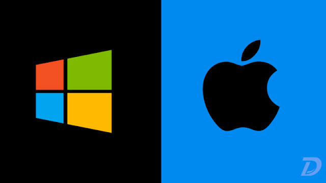 Microsoft e Apple