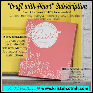 Monthly Scrapbooking Subscription!