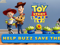 Toy Story smash it mod apk offline terbaru gratis