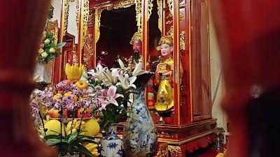 Hanoi świątynia Ngoc Son