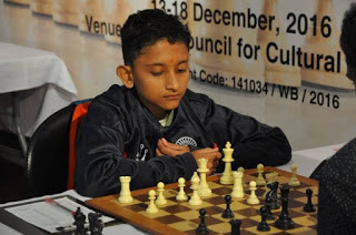 shahil dey online chess