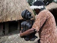 Wisata Mumi Papua Di Pegunungan Indonesia Timur Yang Indah