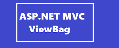 asp.net mvc viewbag