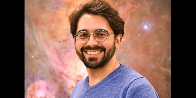 Hebrew University astrophysicist Dr. Nicholas Stone.