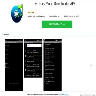 GTUNES Gaa-Naa Music Apps Free Download