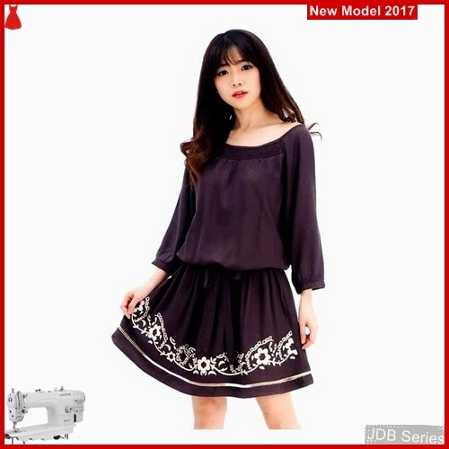 JDB074 FASHION Boho Cmu Perempuan Dress BMG