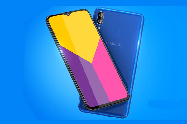SAMSUNG Galaxy M20 and Galaxy M10 goes official with Infinity-V display