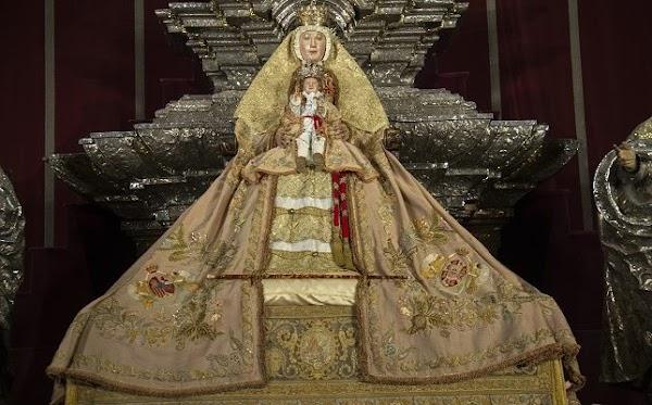 La Virgen de los Reyes estará a los pies del altar del Jubileo de la Catedral el 15 agosto