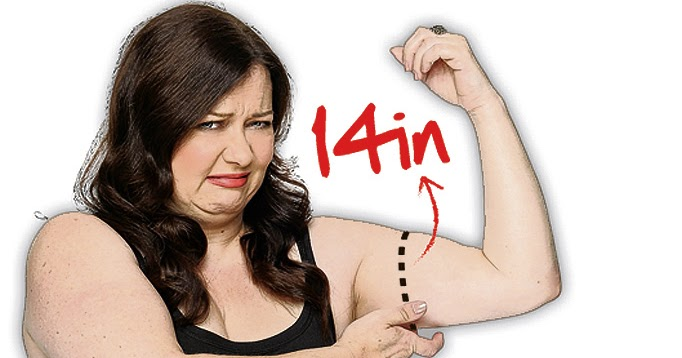 Pelajari 10 Cara Mengecilkan Lengan Tangan Dengan Cepat