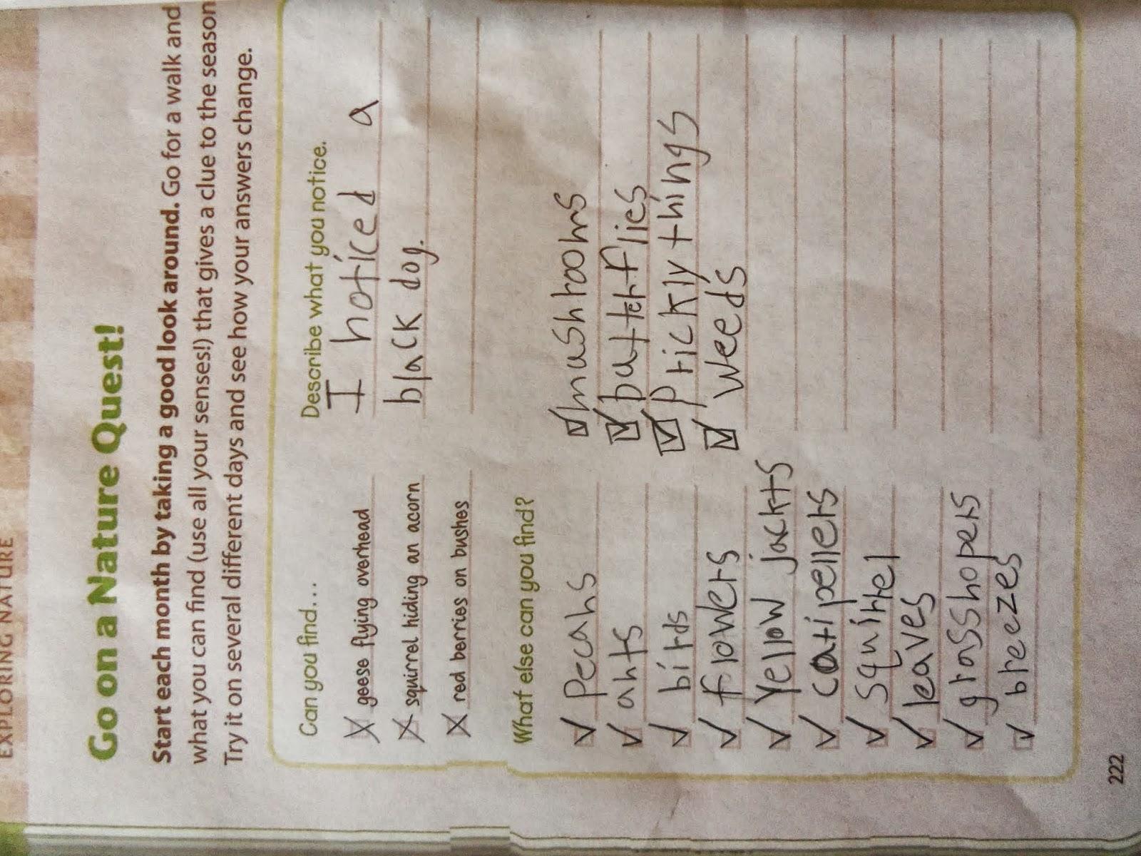 Walking By Faith Homeschooling Week Of Sept 23 26