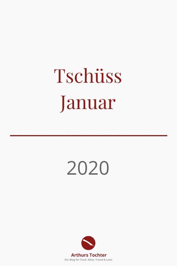 Tschüss Januar! Und mach nur so weiter, 2020!  Mein Monatsrückblick auf die ersten einunddreißig Tage des neuen Jahres #monatsrückblick #retrospektive #foodblog #rezepte #menü #valentinstag #kaminer #fiva #konzerte #kultur #foodstyling #foodphotography #ochsenbäckchen #kalbsbäckchen #avocado #lachs #sashimi #picknick