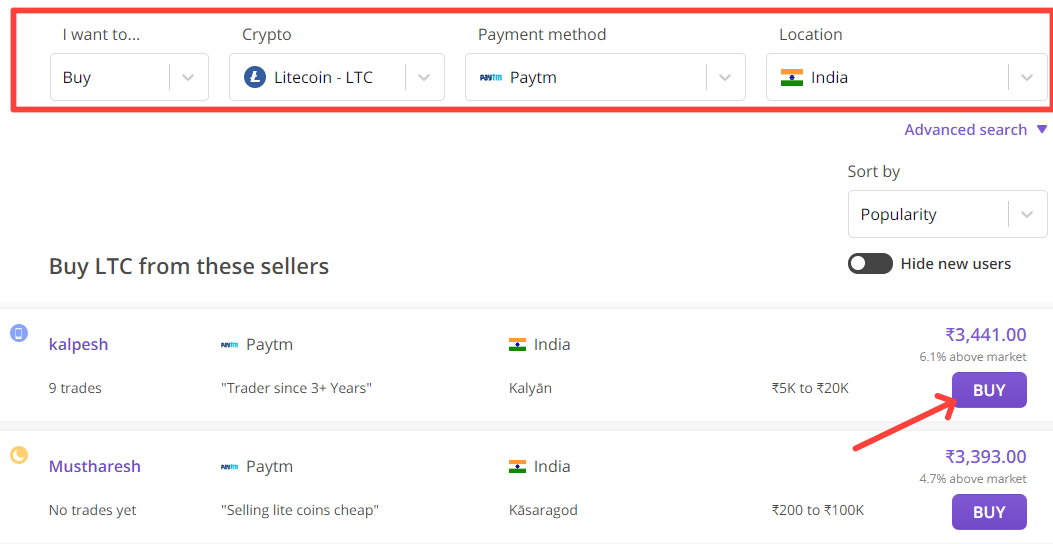 how to buy and sell litecoin in local currencies around world