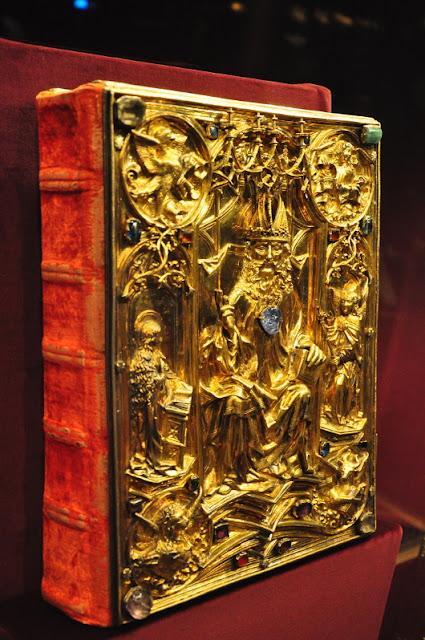 Ewangeliarz koronacyjny (Krönungsevangeliar)