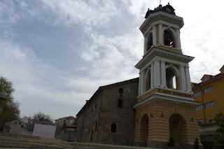 Iglesia de Sveta Bogoroditsa, Plovdiv.