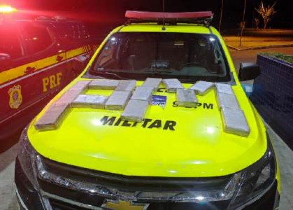 Em Canapi, Força Tarefa participa de apreensão de mais de meio tonelada de cocaína