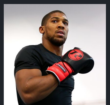 BREAKING: Anthony Joshua Becomes Richest Athlete In The UK