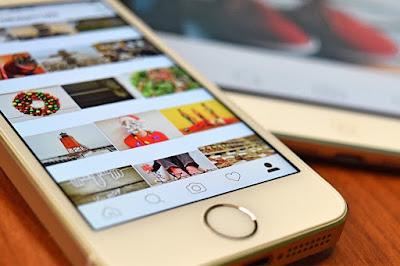 feed instagram online shop
