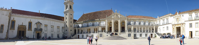université de Coimbra Portugal