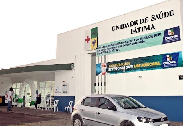 Posto de Saúde do Fátima atenderá até ás 19 horas
