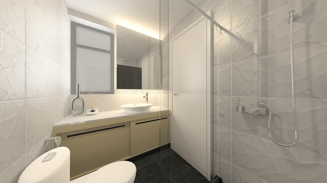 昇悅居浴室室內設計,Liberte bathroom interior design