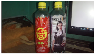 Sosro FF Garena |Cara Redem Kode Bundle Skin Gratis Free Fire Fruit Tea Indomaret