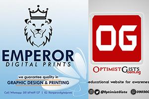 Emperor Digital Prints