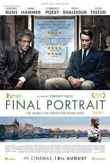 Final Portrait Legendado Online
