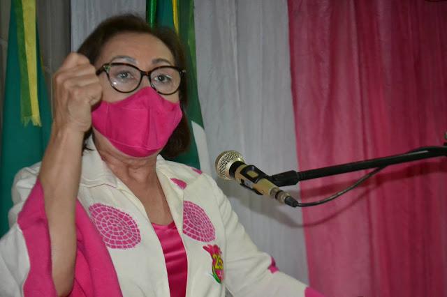 CARNAUBAIS RN-DINHEIRO NA CONTA DO SERVIDOR: PREFEITA MARINEIDE DINIZ JÁ LIBEROU A FOLHA DE OUTUBRO