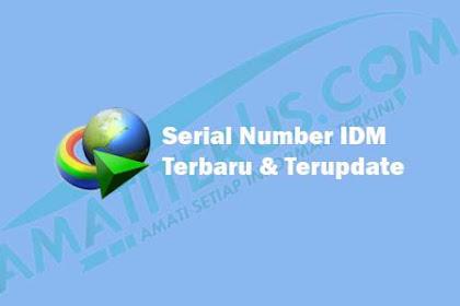 Daftar Serial Number IDM Terbaru dan Terupdate (100% Berhasil)