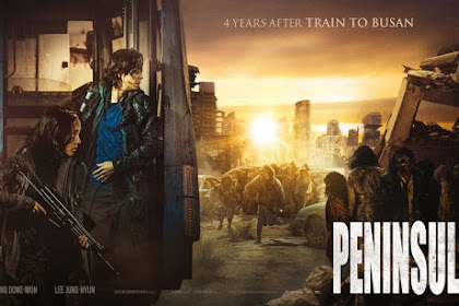 レビュー Peninsula (Train to Busan 2 / Bando / 반도 It's a second part... Love it?