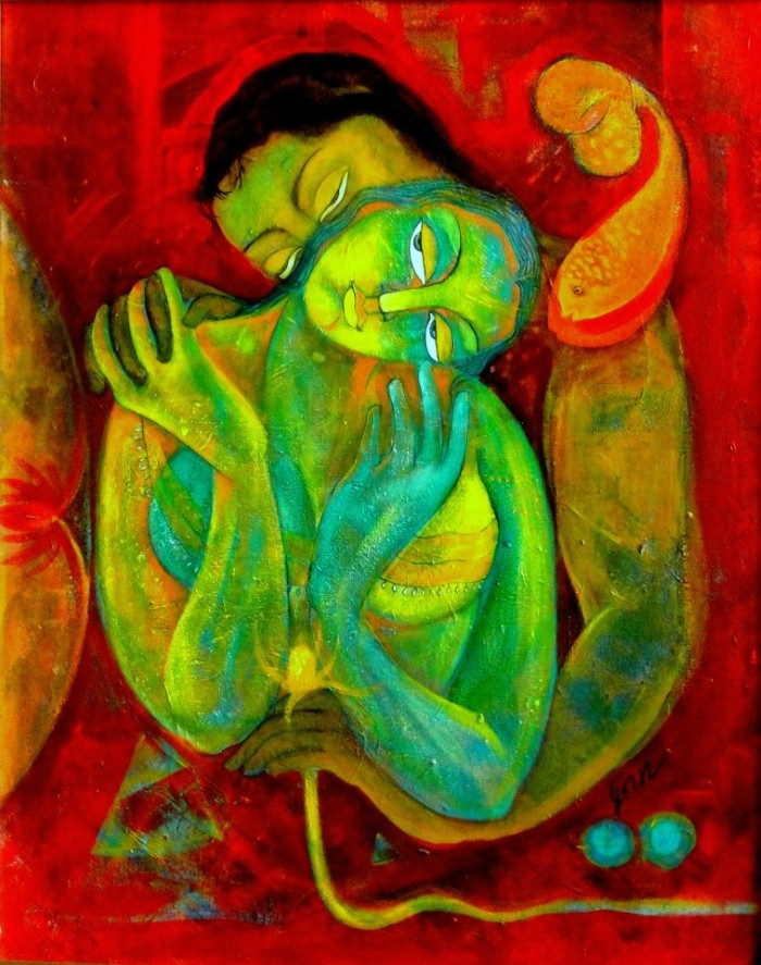 Poonam Chandrika Tyagi. Древние индийские традиции 9