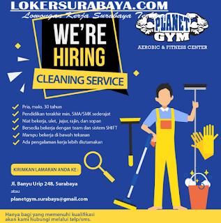 We Are Hiring Planet Gym Surabaya Terbaru Juni 2019