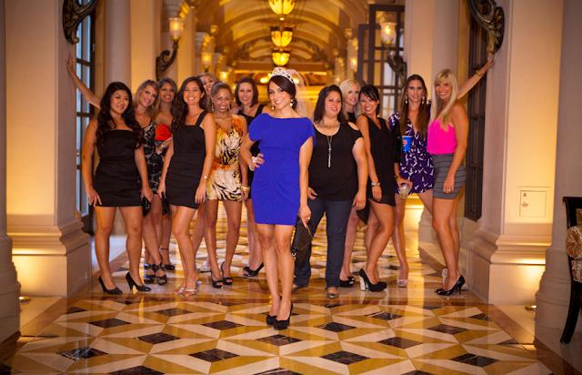Despedida de solteira em Las Vegas