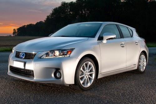 2012 Lexus CT 200h Owners Manual Pdf