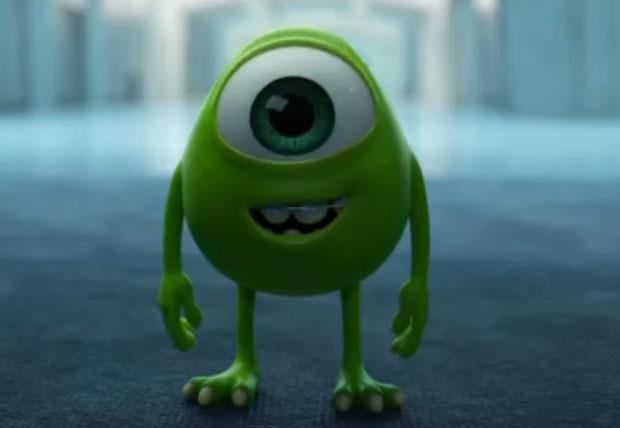 Cute Mike Wazowski Wallpaper Monster S Inc Mike Wasauski Tierno 3