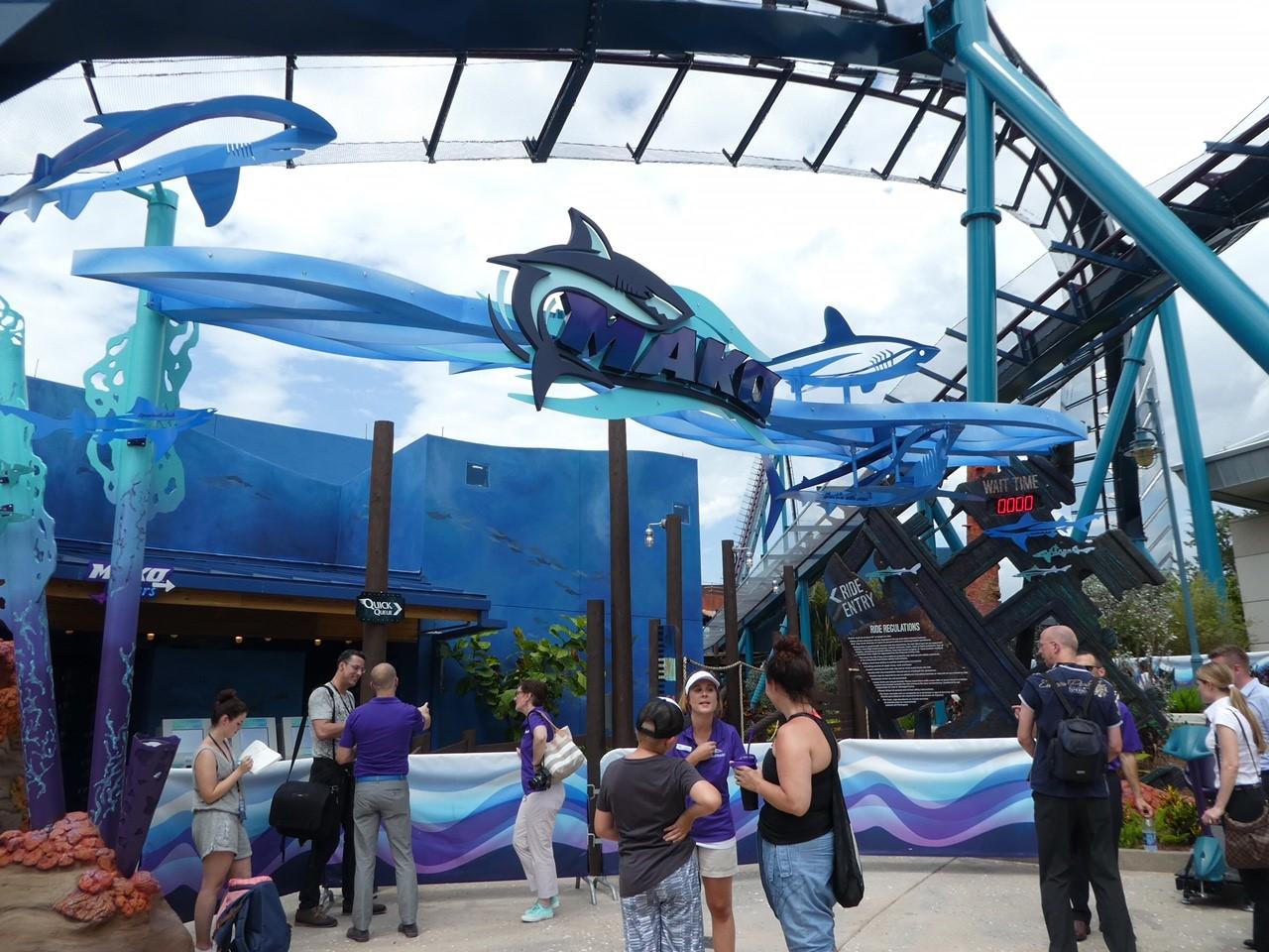 Mako - SeaWorld Orlando