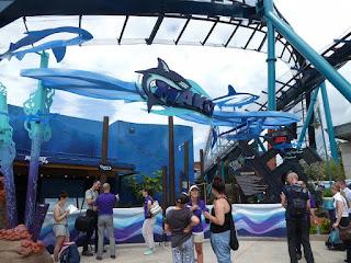 SeaWorld Mako