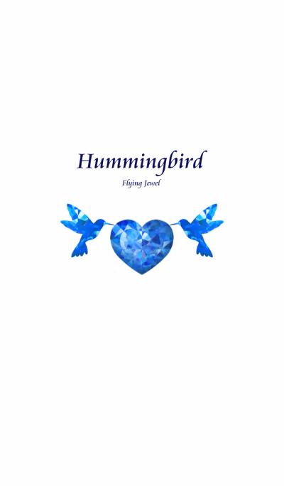 Hummingbird -Flying Jewel-