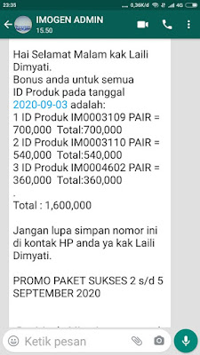 keuntungan 5 ID Imogen