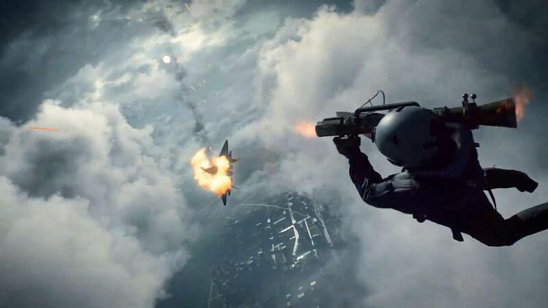 تحميل باتلفيلد 2042 للموبايل الاندرويد والايفون Battlefield 2042