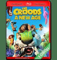 LOS CROODS 2: UNA NUEVA ERA (2020) FULL 1080P HD MKV ESPAÑOL LATINO