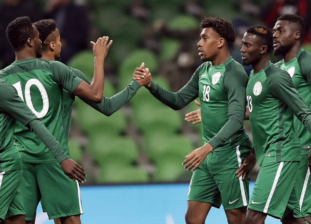 Nigeria bounced back thrashing Argentina in World Cup friendly
