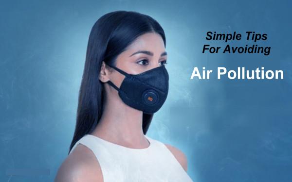 Avoiding Air Pollution: Health Tip