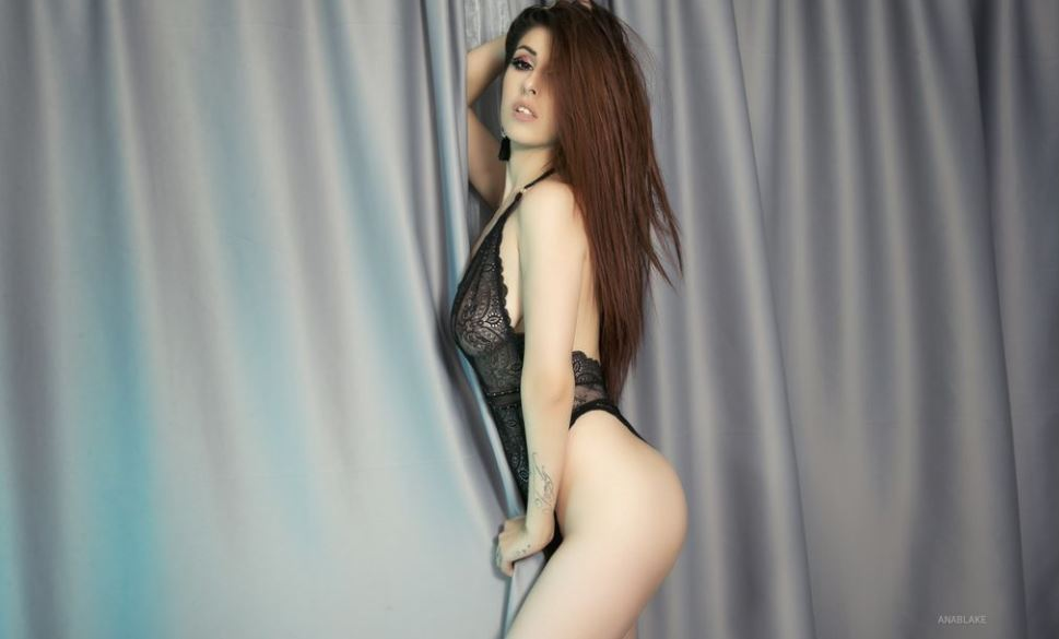 AnaBlake Model GlamourCams