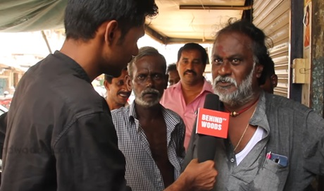 Chennai's reaction on the DMK initiated Bandh?